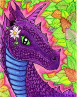 Gaia the earth dragon