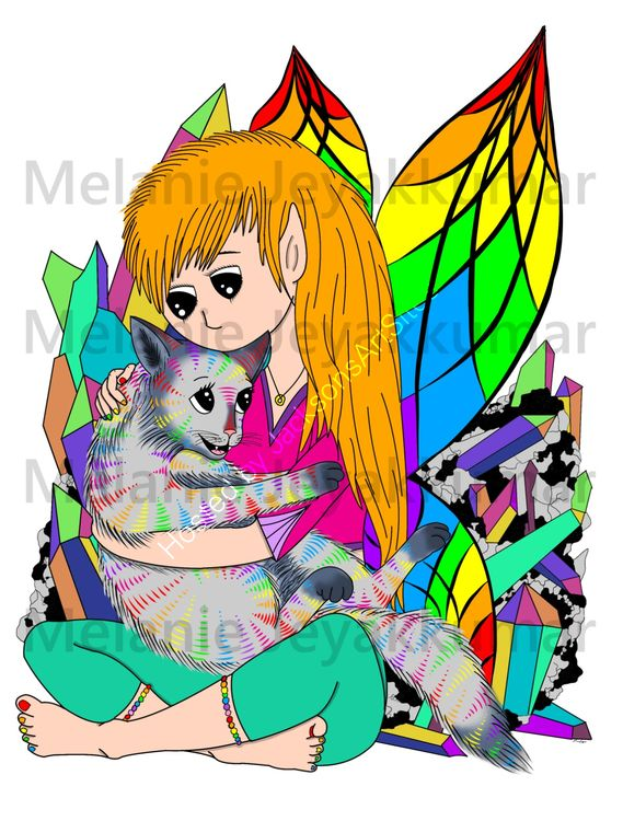 Rainbow Quartz