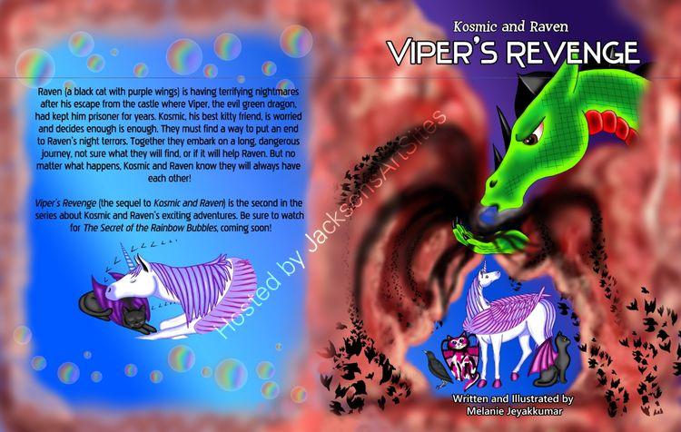 Viper's Revenge Cover2