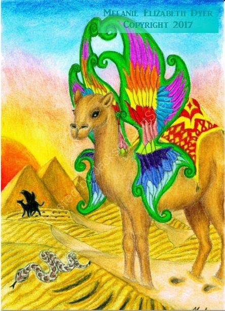 Camel-fly