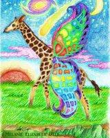 Giraffe-fly