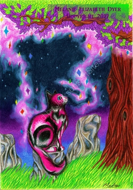 Kosmic finds the magic tree