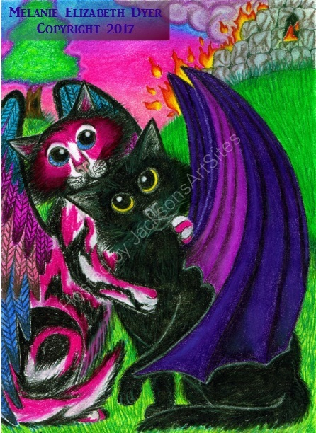 Kosmic comforts Raven
