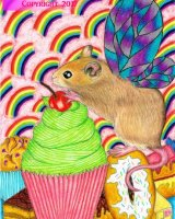 Cupcake Fairy Mouse