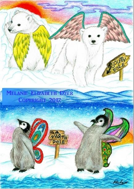 Polar bears and Penguins
