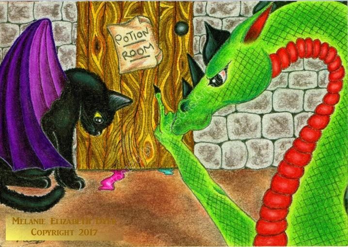 Viper scolds Raven