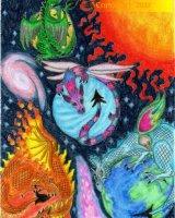 Planet Guardian Dragons