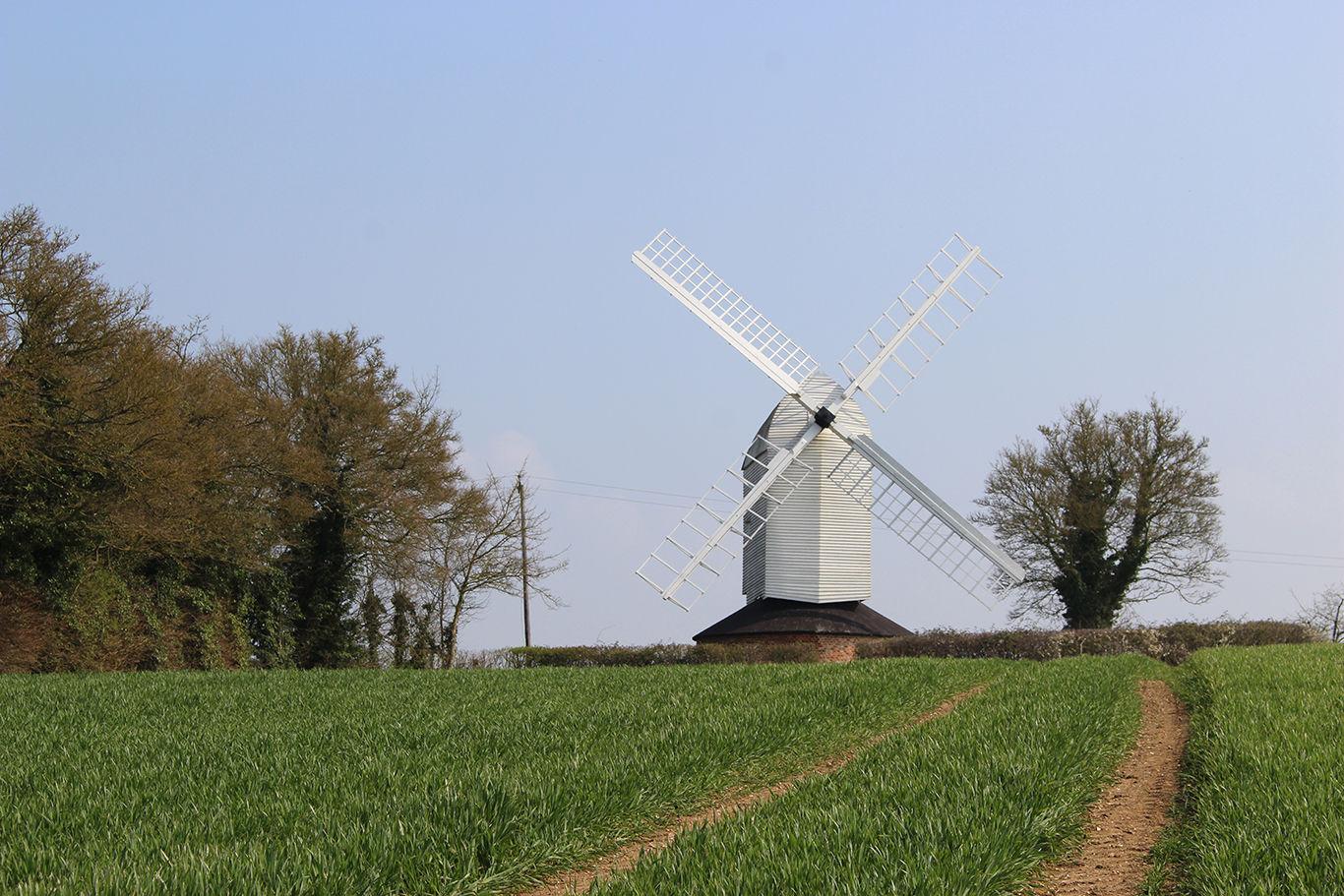 Bragg's Mill, Ashdon