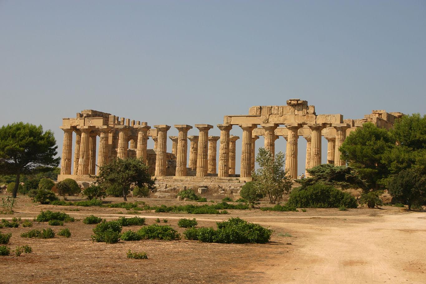 Temple of Hera, Selinunte