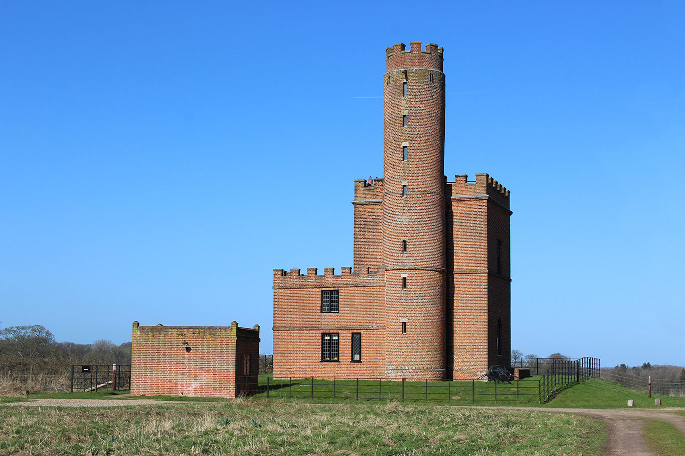 The Tower, Blickling