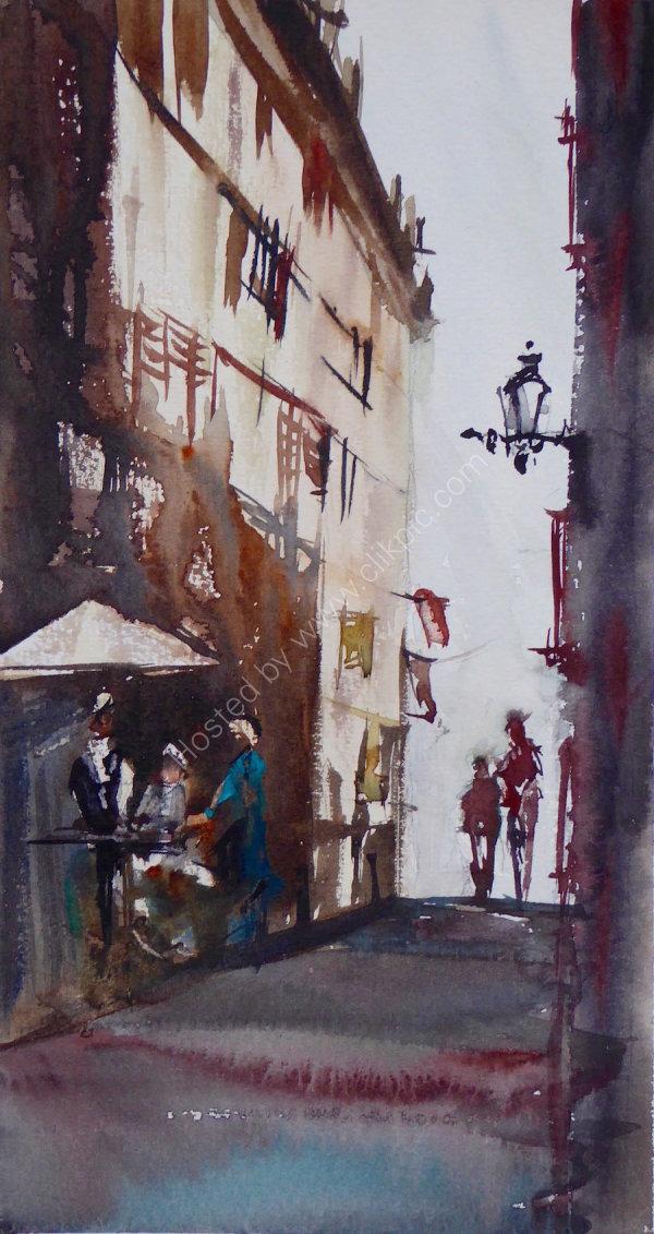 alleyway 2 Girona