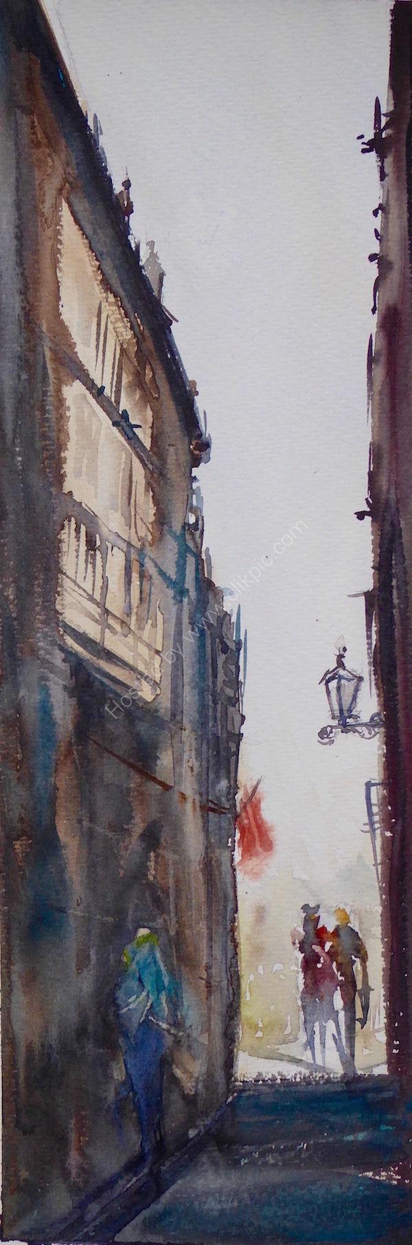 Alleyway Girona