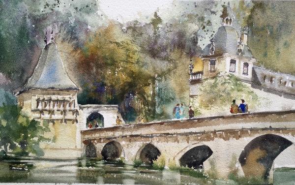 Brantôme, Dordogne - SOLD