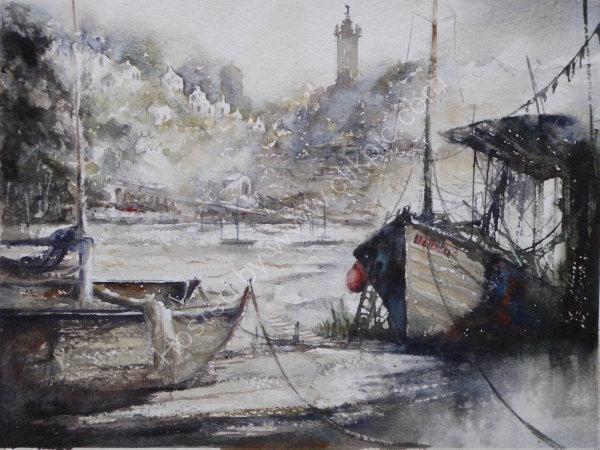 Boatyard, Bristol