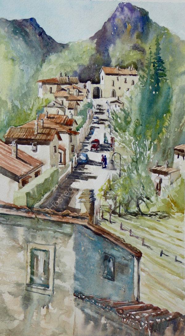 Civitella Alfedena, Abruzzo