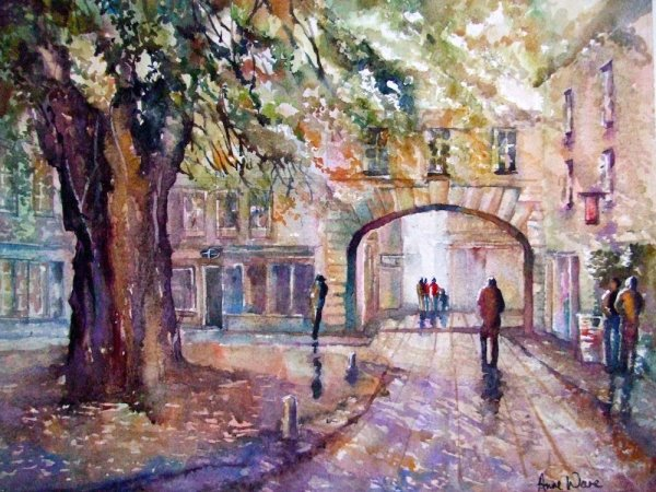 Abbey Green, Bath - SOLD