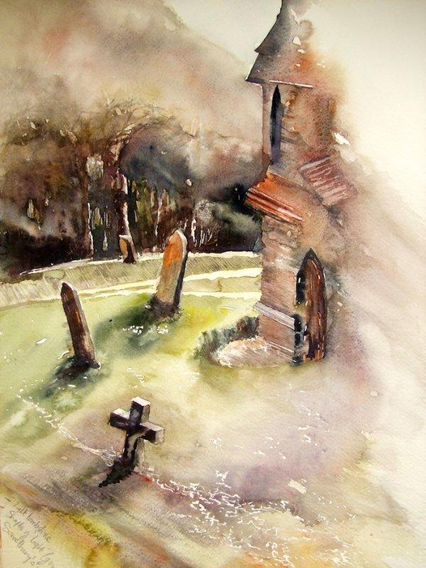 Setmurthy Chapel, Bassenthwaite