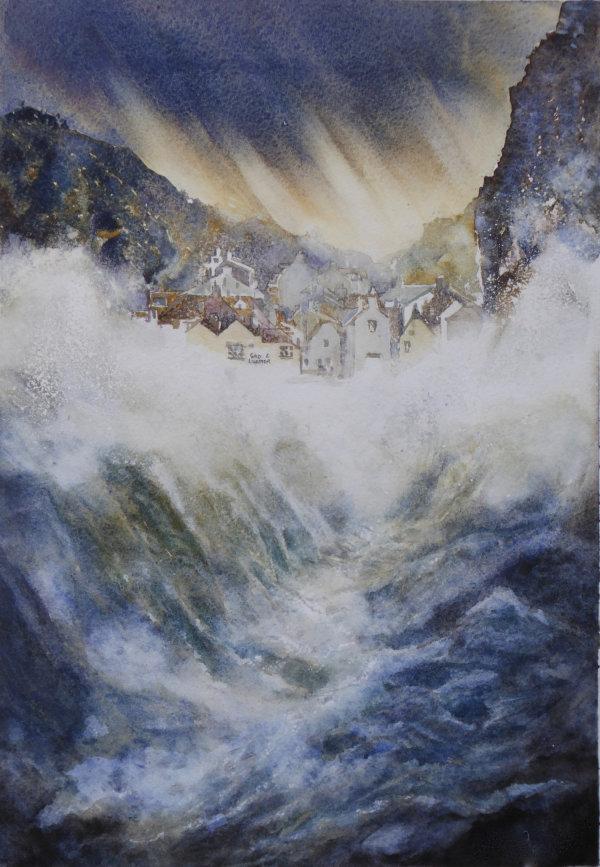 December Storm - Sold