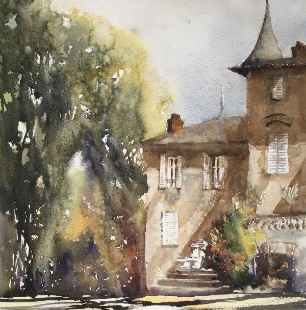 Essenac Château, Limousins
