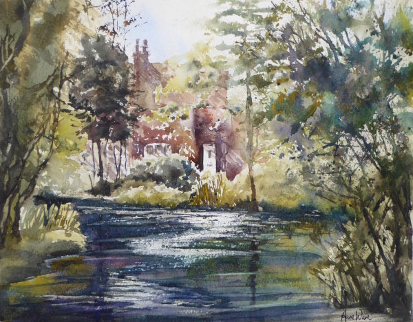 King's Pool at Ewelme - SOLD