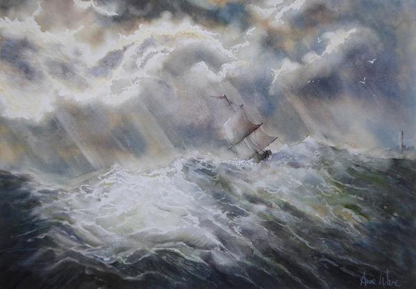 Frisky Seas