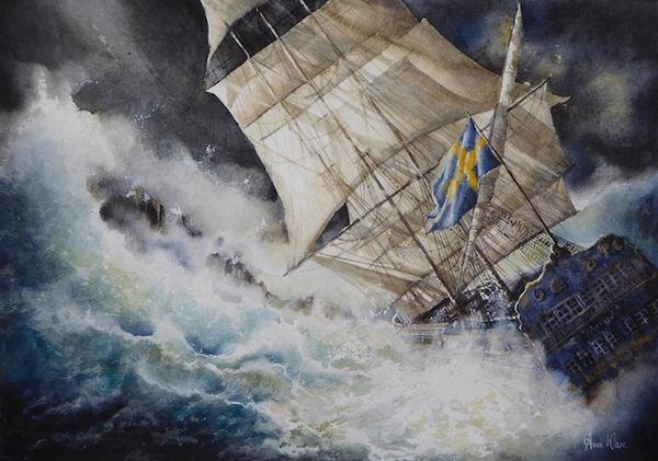 Gotheborg Wreck 1745