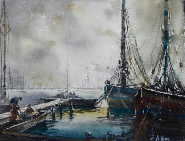 Old Grimsby Docks