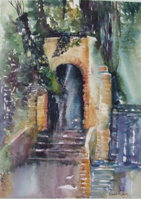 Tuscan Arch - SOLD