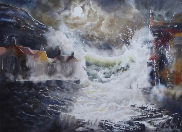 SOLD - Staithes Surge