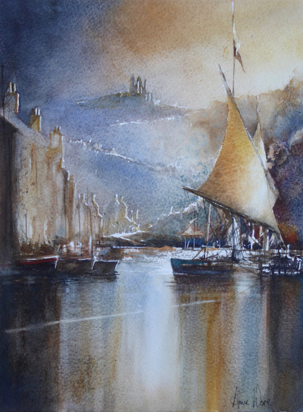 Old Whitby - SOLD