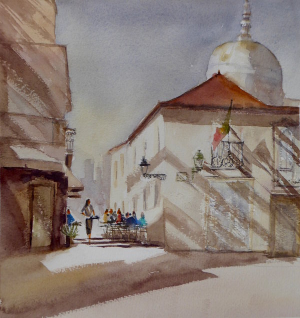 Olhao, Portugal - SOLD