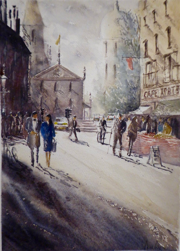 Oxford Town Centre