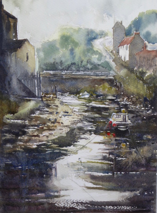 Roxby Beck, Staithes
