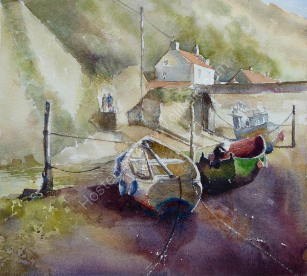 Staithes Sep 2017