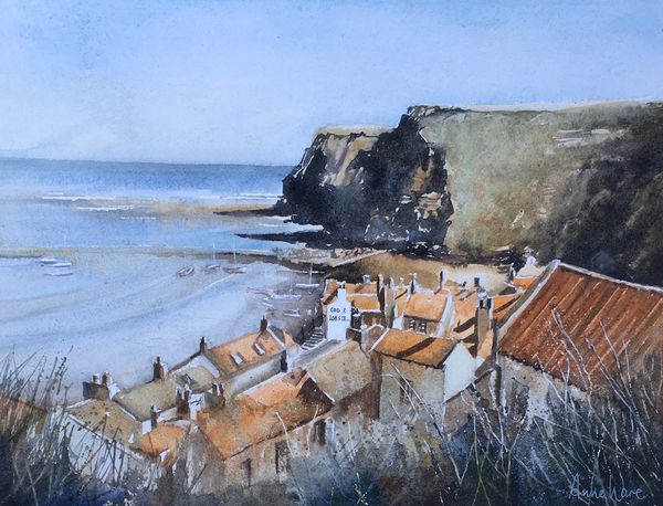 To Penny Nab, Staithes - SOLD