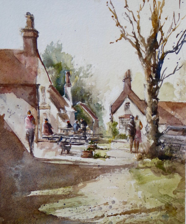 Warborough, Oxfordshire