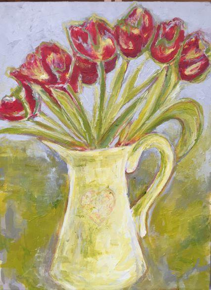 Cherry's Tulips