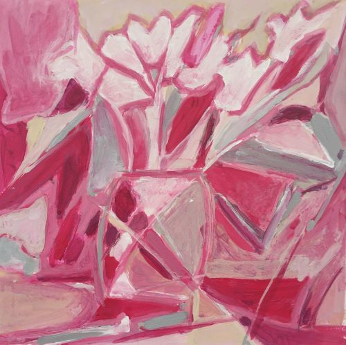 Abstract Cyclamen