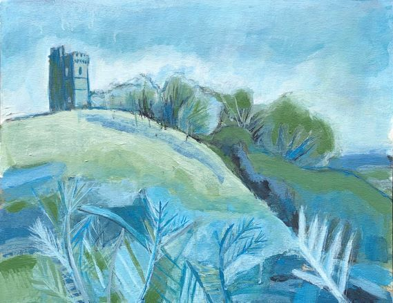 Leith Hill Tower NT