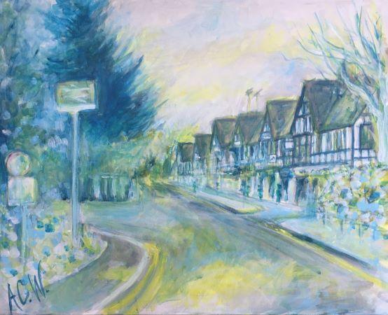 East Horsley Village.