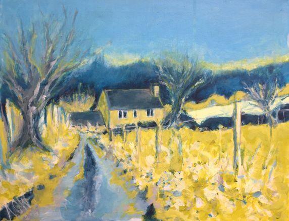 In The Surrey Hills