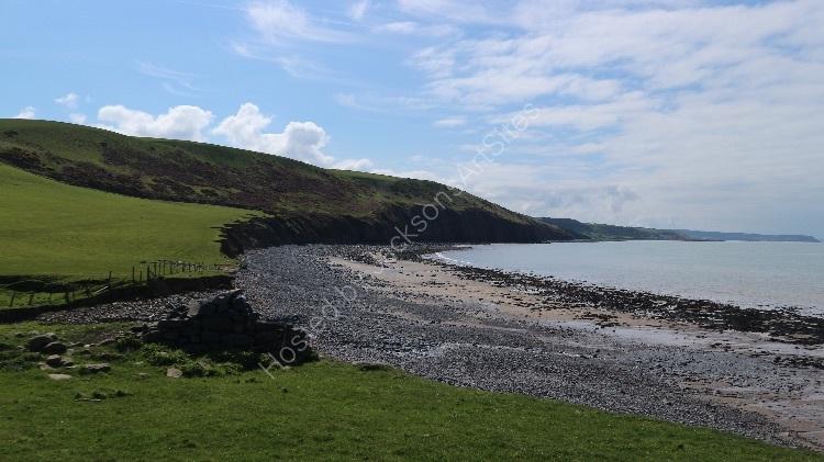 Coastal walk Aberaeron