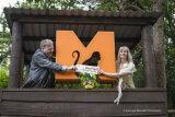 Monkey World Wedding