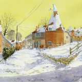 Ightham Village Kent