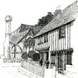 Ightham Village