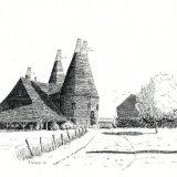 Oast Houses, Chiddingstone