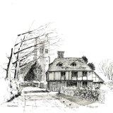 Smarden Church & Cottage