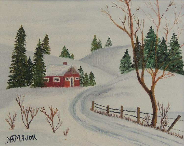 Noel à la campagne