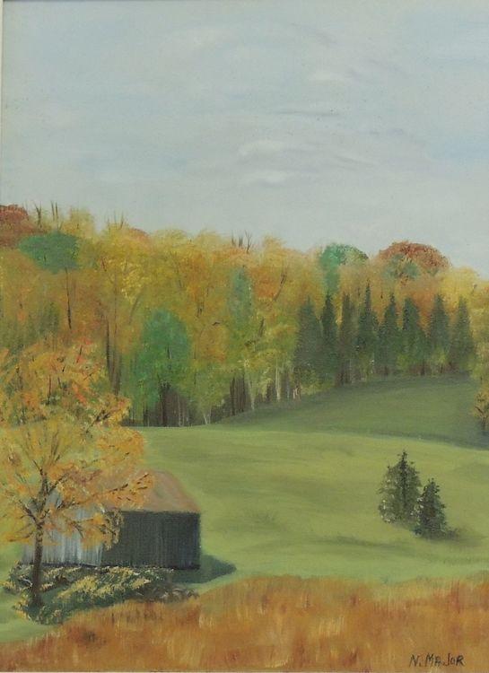 L'automne à Boileau