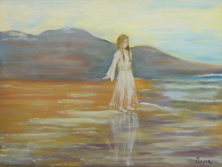 À marée basse
